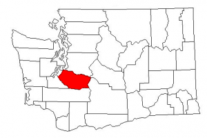 Pierce County Washington Gold
